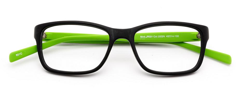 product image of Crocs JR031-45 Black Green