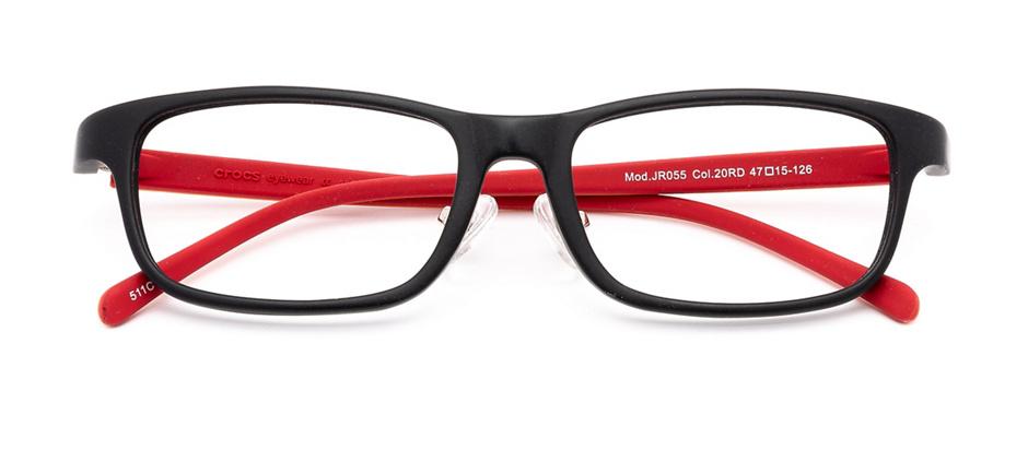 product image of Crocs JR055-47 Black Red