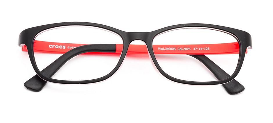 product image of Crocs JR6005-47 Black Pink