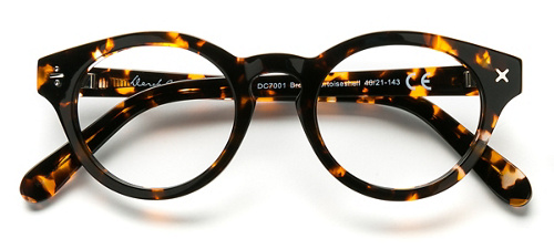 product image of Derek Cardigan 7001 Écailles de tortue brunes