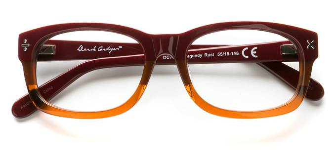 product image of Derek Cardigan 7003 Burgundy Rust