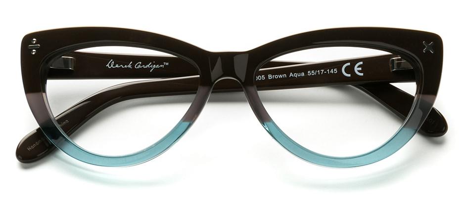 product image of Derek Cardigan 7005 Brown Aqua