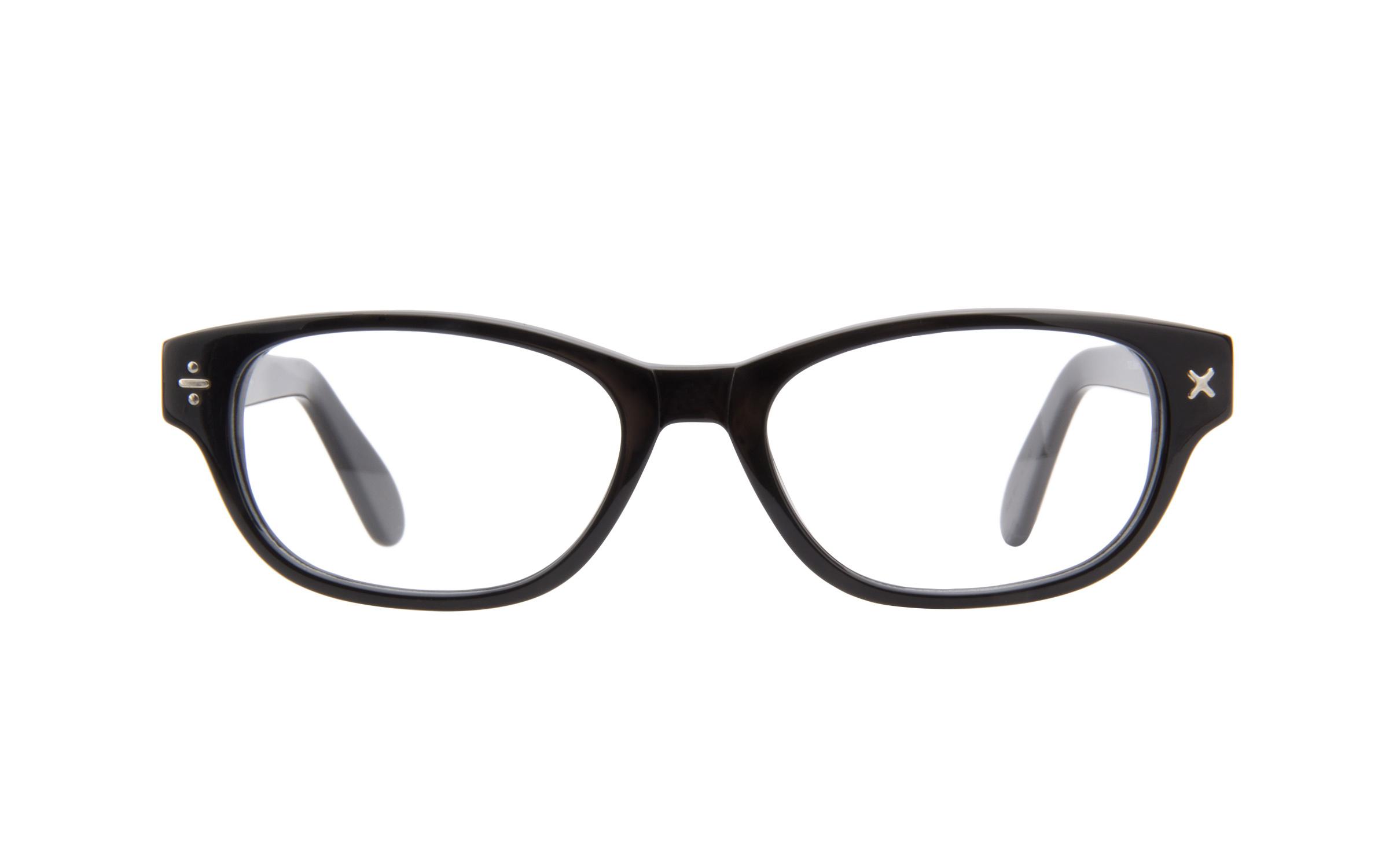 Womens_Oval_Glasses_Black_Derek_Cardigan_Online_Coastal