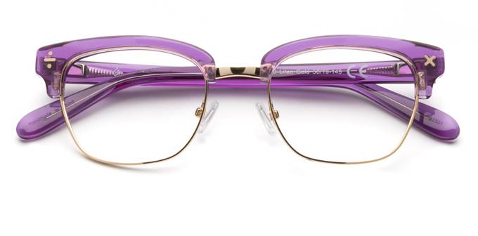 product image of Derek Cardigan 7010-50 Lilac Gold