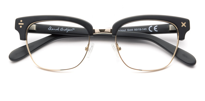 product image of Derek Cardigan 7010 Blackout Gold