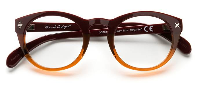 product image of Derek Cardigan 7015 Burgundy Rust