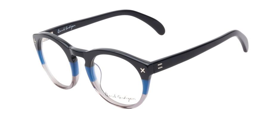 product image of Derek Cardigan 7015 Royal Blue Grey