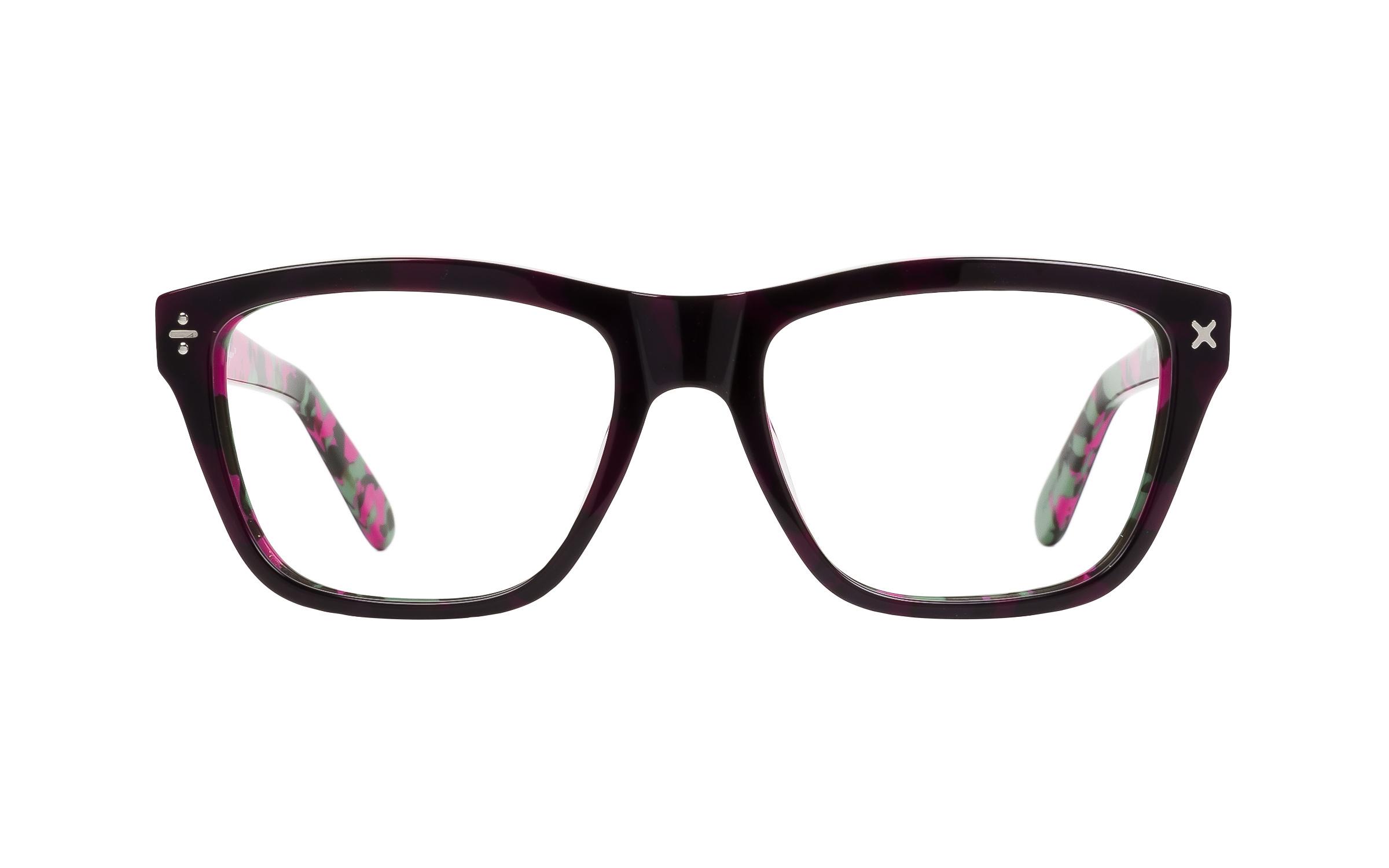 Women's Vintage Glasses Purple Derek Cardigan Online Clearly