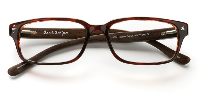 product image of Derek Cardigan 7035 Havana Brown