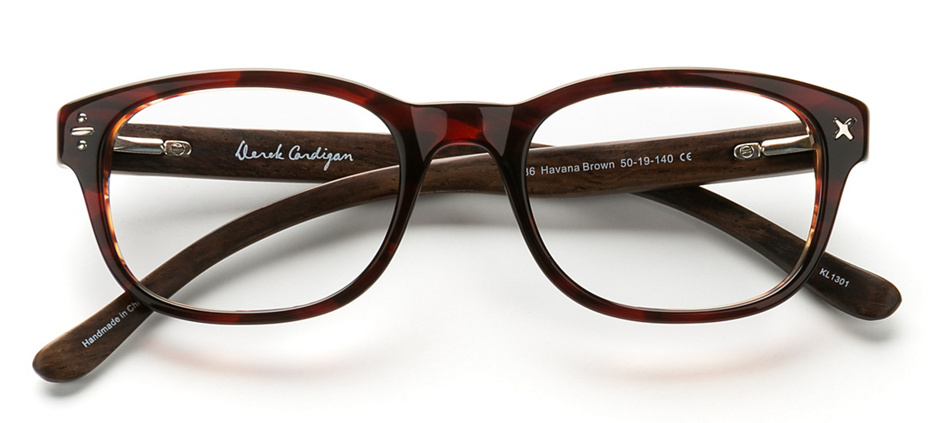 product image of Derek Cardigan 7036 Havana Brown