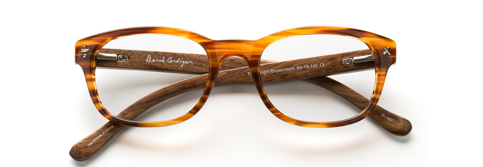 product image of Derek Cardigan 7036 Light Brown Horn