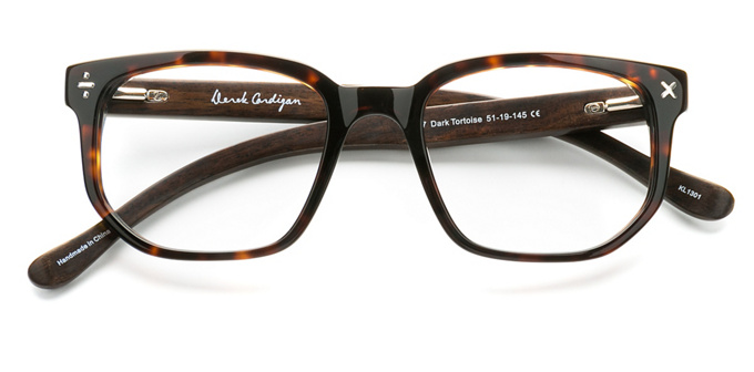 product image of Derek Cardigan 7037 Dark Tortoise