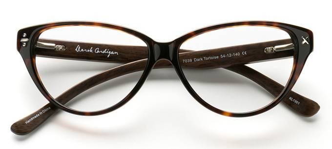 product image of Derek Cardigan 7039 Dark Tortoise
