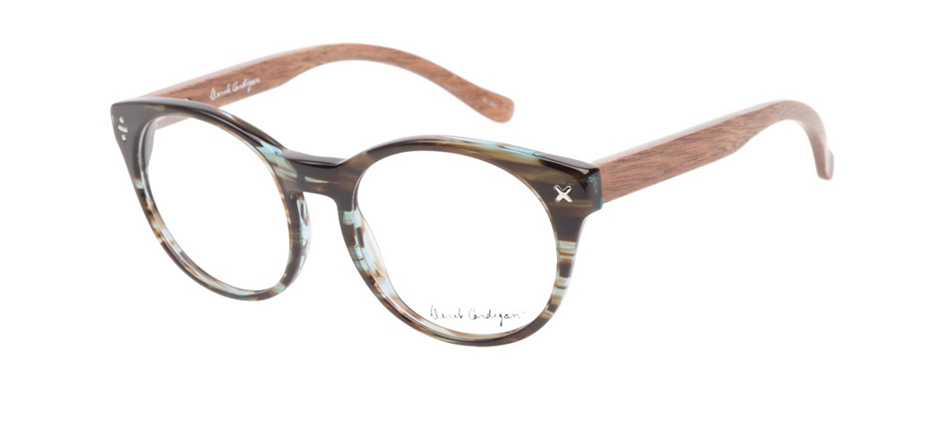 product image of Derek Cardigan 7040 Azure Brown
