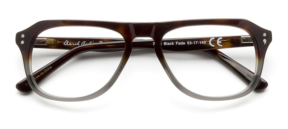 product image of Derek Cardigan 7045-53 Black Fade