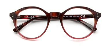product image of Derek Cardigan 7046-51 Red Fade
