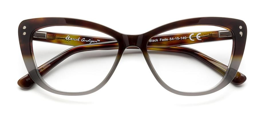 product image of Derek Cardigan 7047-54 Black Fade