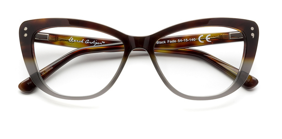 product image of Derek Cardigan 7047-54 Black Fade