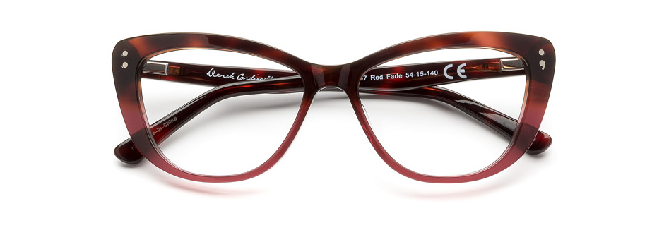 product image of Derek Cardigan 7047-54 Red Fade
