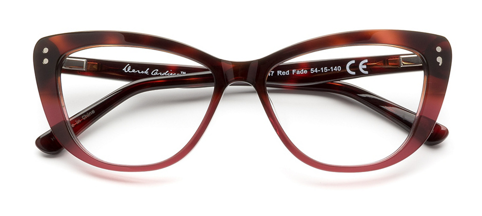 product image of Derek Cardigan 7047-54 Red Fade