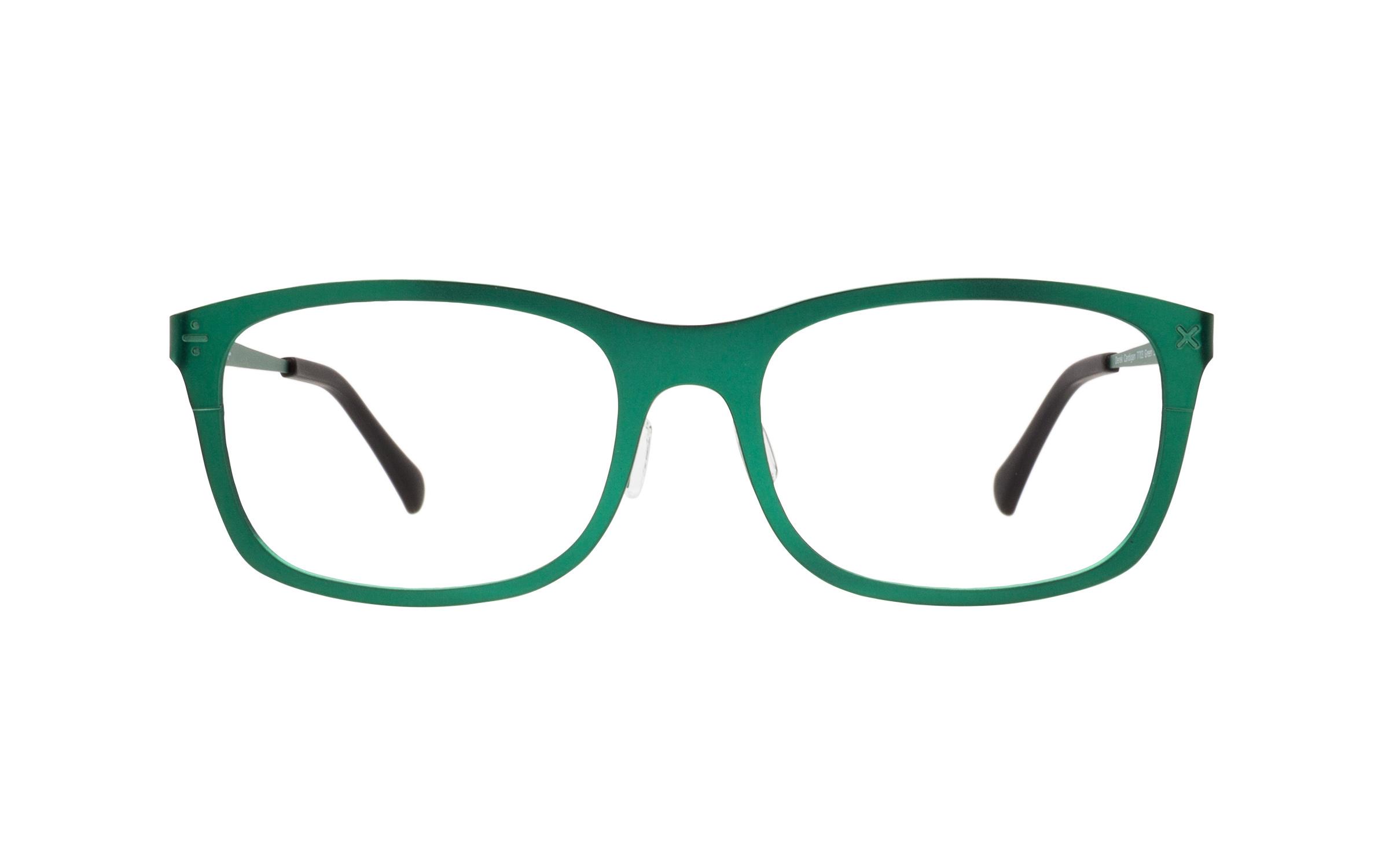 Derek Cardigan Max 7703 Green Glasses, Eyeglasses & Frame...