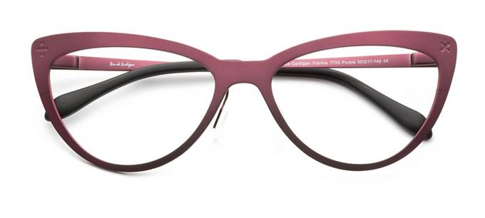 product image of Derek Cardigan Frankie Purple