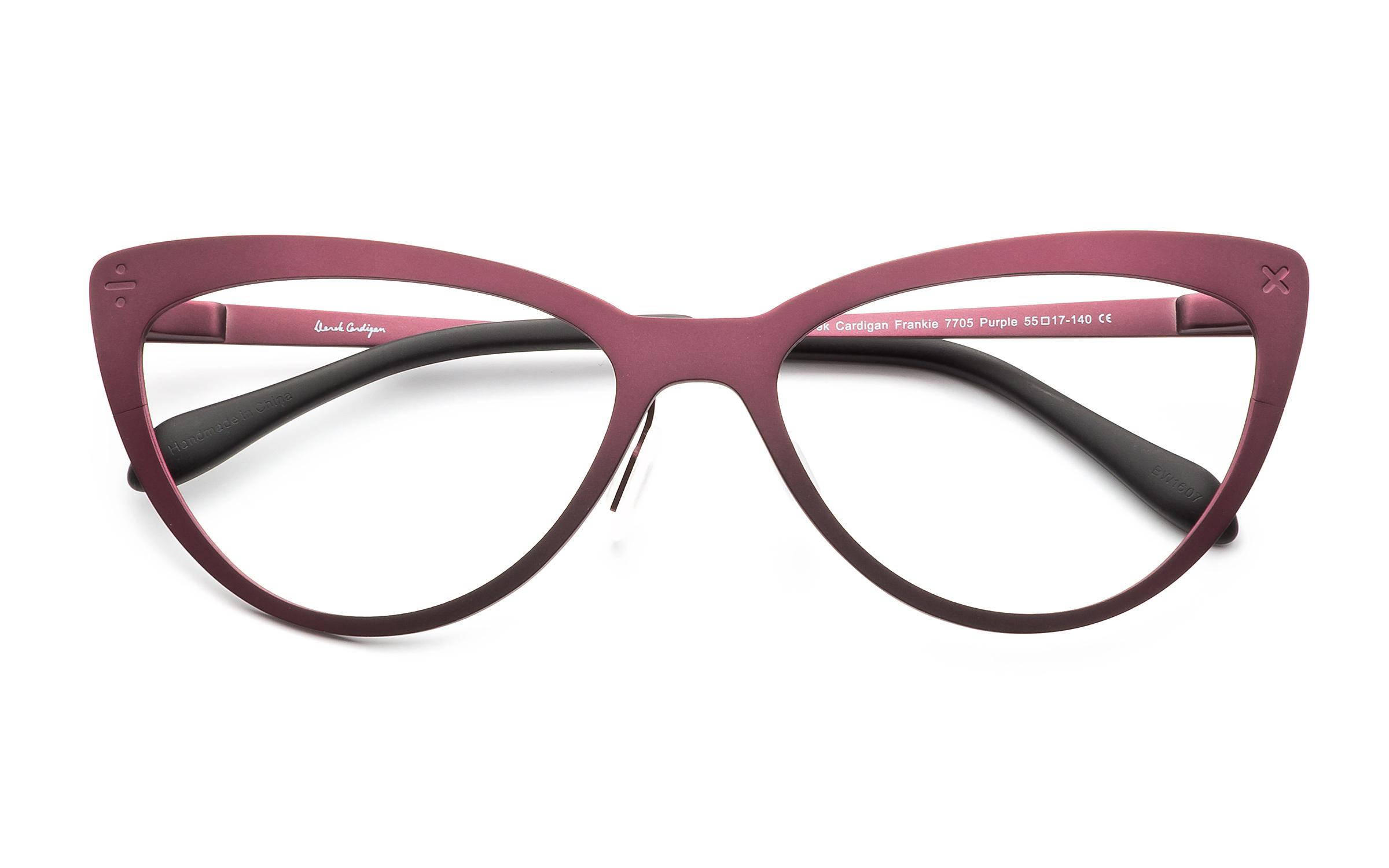 product image of Derek Cardigan Frankie Purple