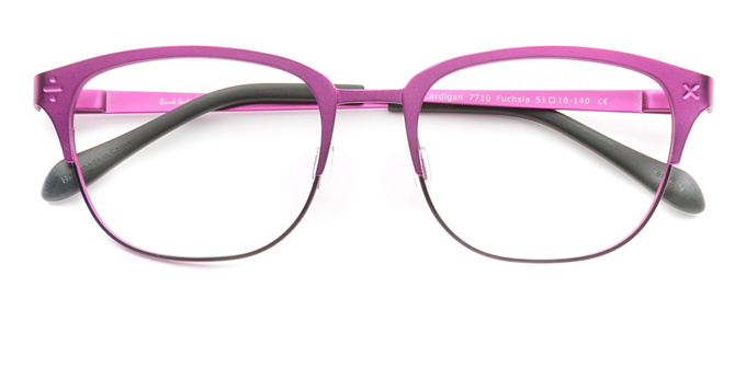 product image of Derek Cardigan Billie Fuchsia