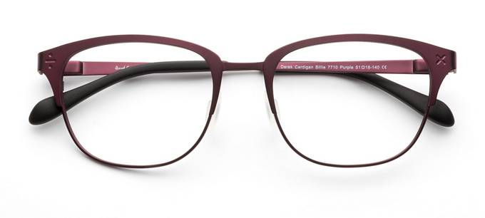 product image of Derek Cardigan Billie Mauve