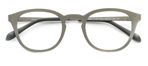 product image of Derek Cardigan Vincent Grey