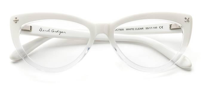 product image of Derek Cardigan AF7505 White Clear