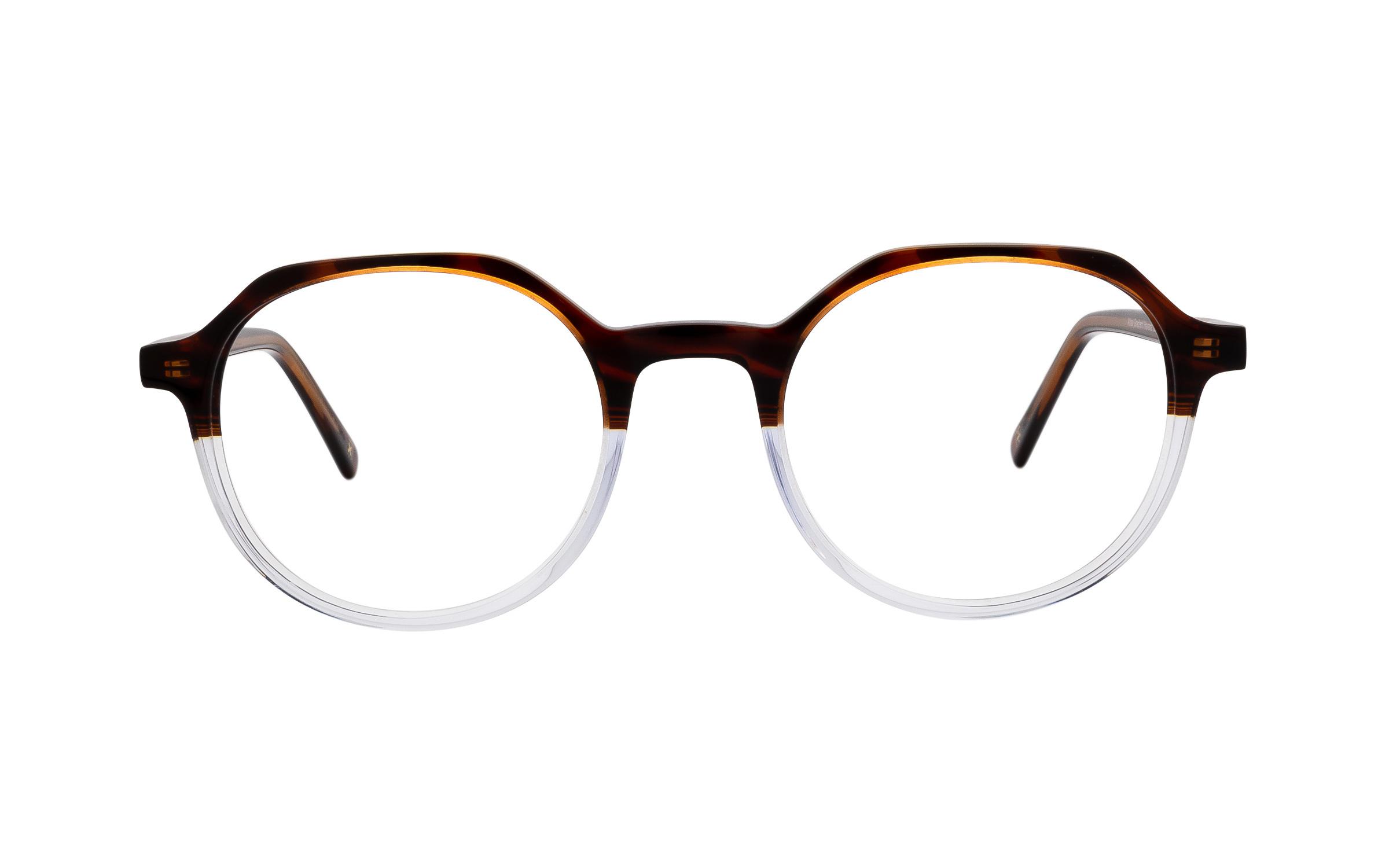 http://www.coastal.com/ - Derek Cardigan Atlas DC214 C03 (47) Eyeglasses and Frame in Gradient Havana Crystal Tortoise – Online Coastal