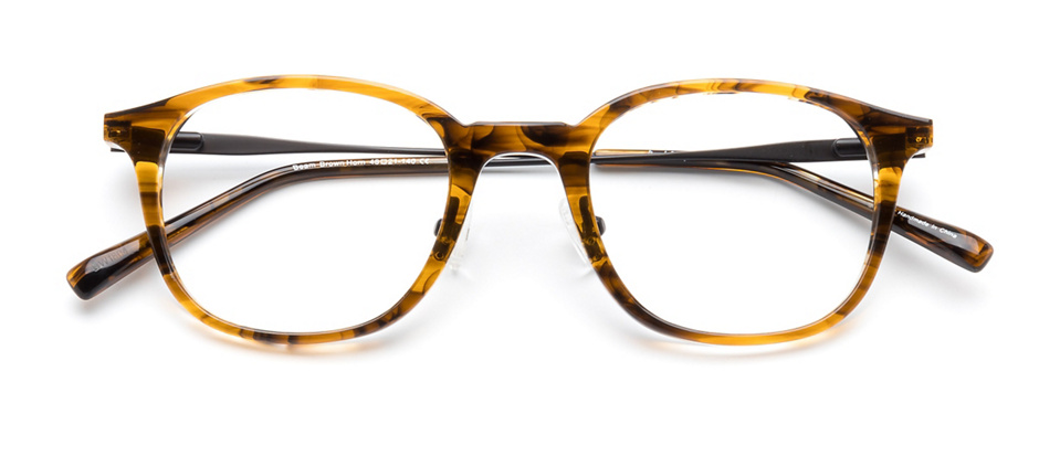 product image of Derek Cardigan Beam-48 Brown Horn