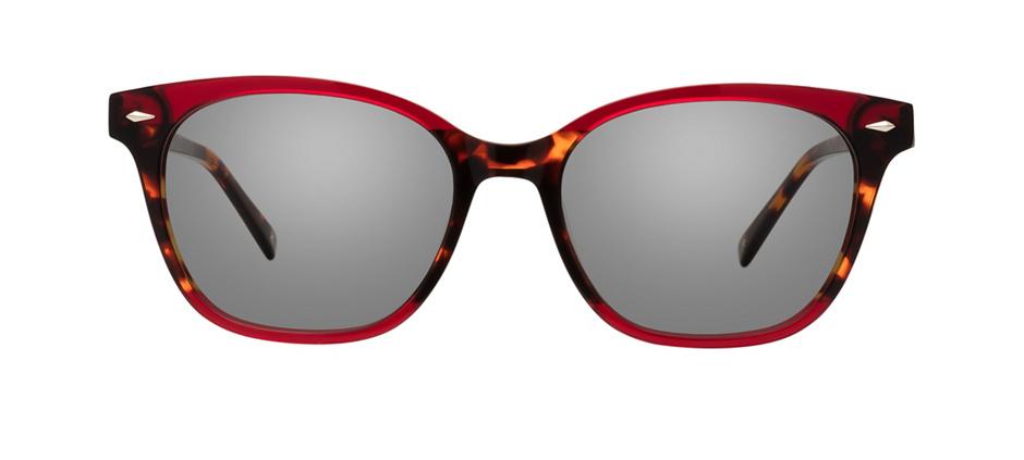 product image of Derek Cardigan Blare-52 Écailles de tortue rouges