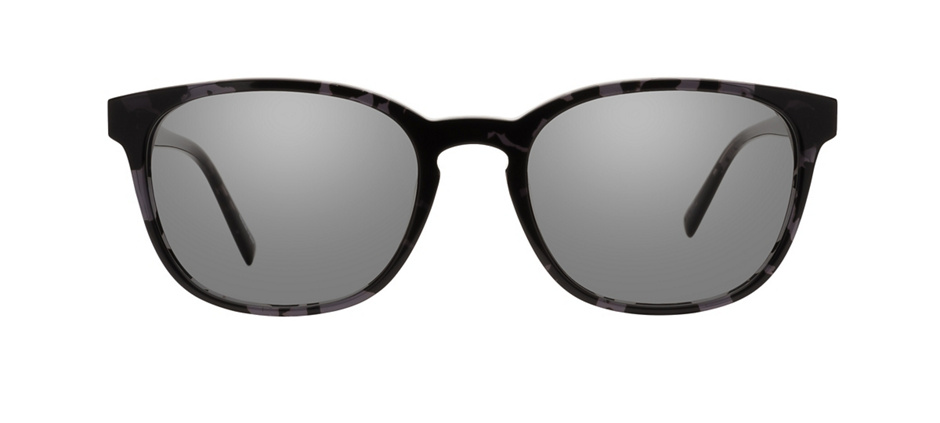 product image of Derek Cardigan Bracket-52 Black Tortoise