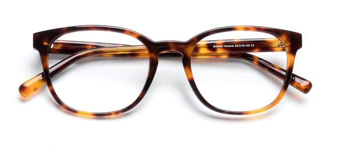 product image of Derek Cardigan Bracket-52 Havana