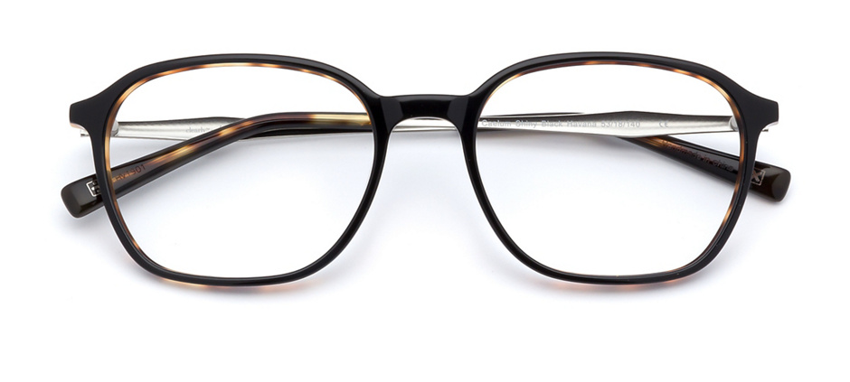 product image of Derek Cardigan Caelum-53 noir havane brillant