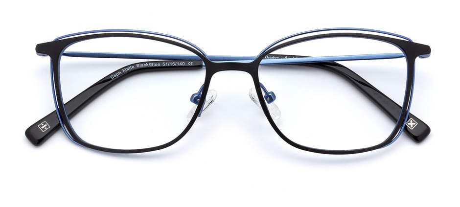 product image of Derek Cardigan Caph-51 Matte Black Blue