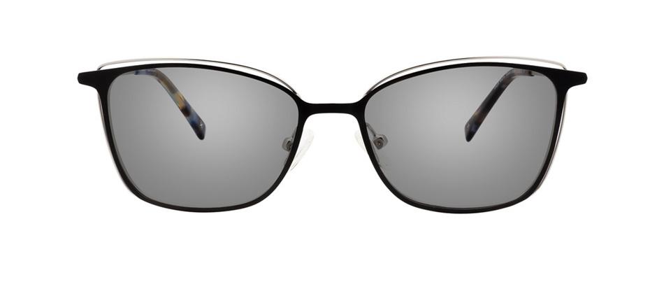product image of Derek Cardigan Caph-51 Matte Black Satin Silver