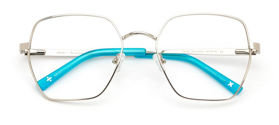 product image of Derek Cardigan Carme-55 Shiny Silver