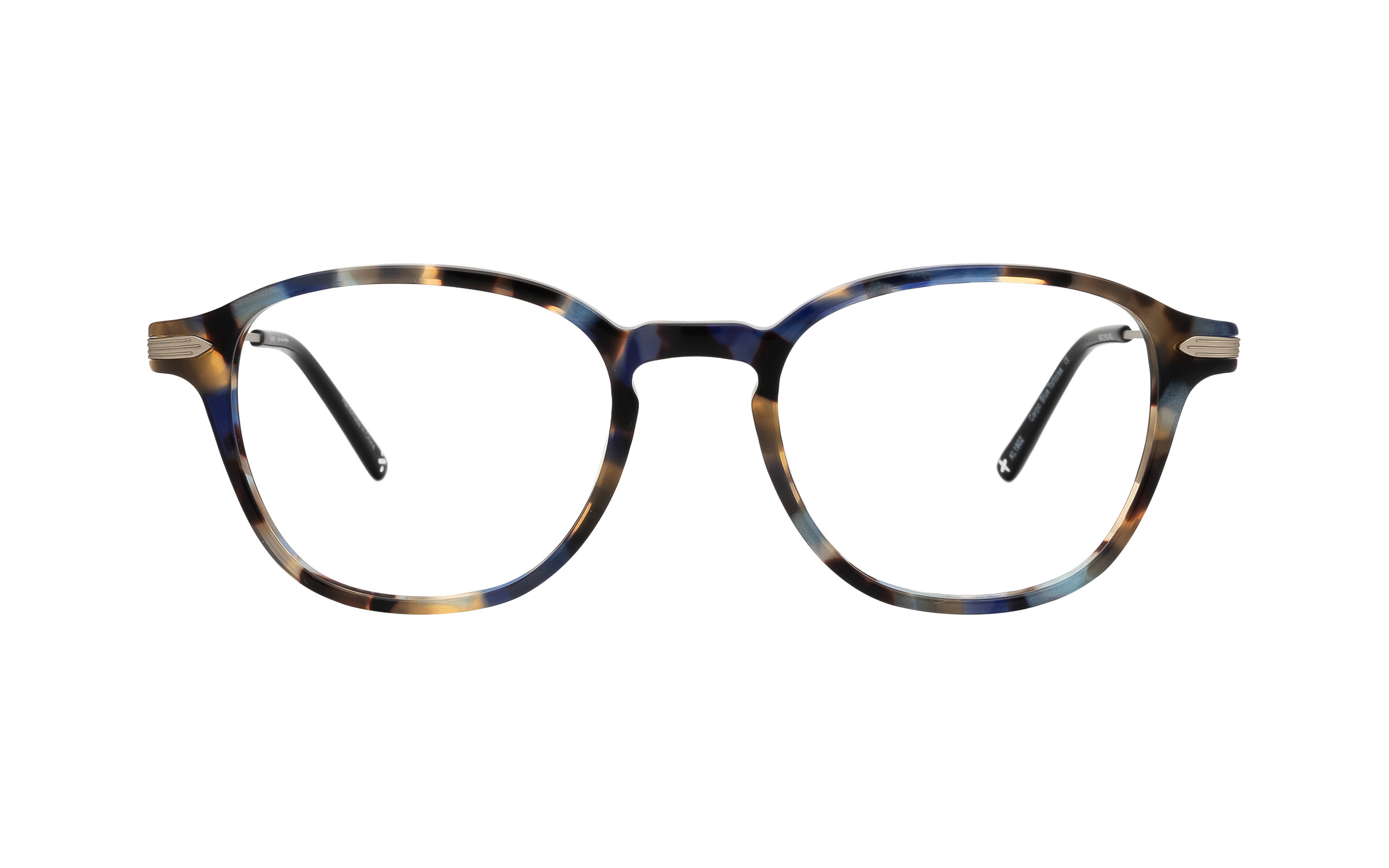 coastal.com - Derek Cardigan Carpo (49) Eyeglasses and Frame in Blue/Tortoise | Acetate/Metal – Online Coastal 55.00 USD