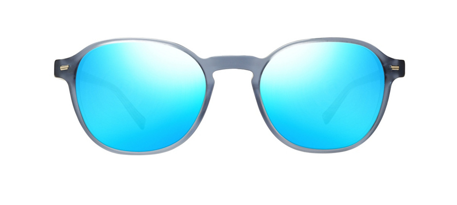 product image of Derek Cardigan Chestnut-50 Bleu poudre