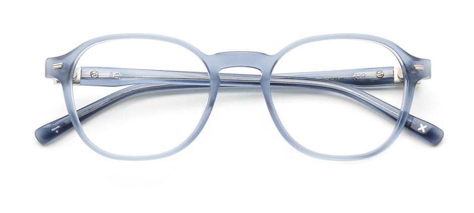 product image of Derek Cardigan Chestnut-50 Powder Blue