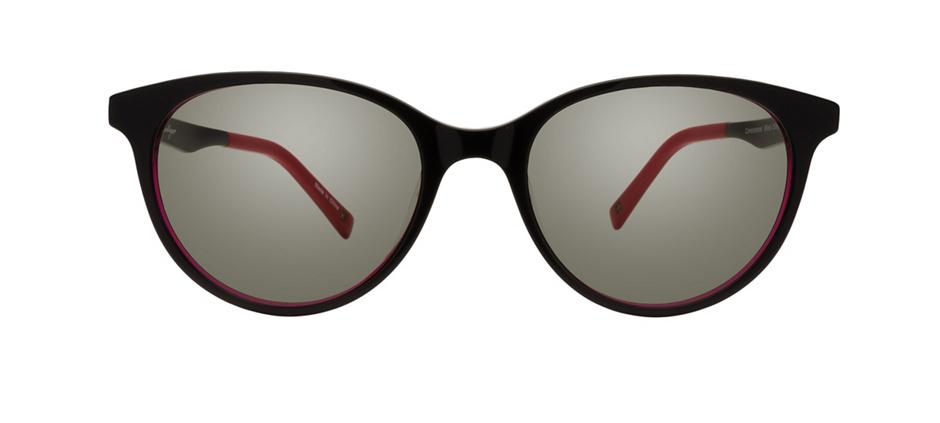 product image of Derek Cardigan Consonance-51 Black Crimson