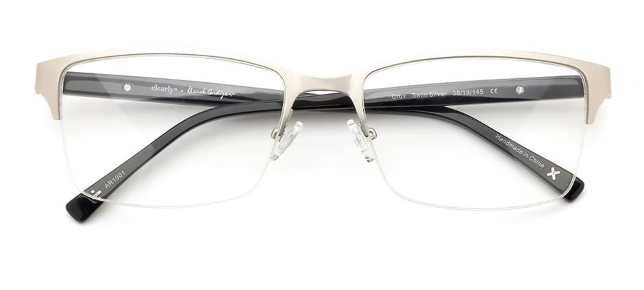product image of Derek Cardigan Crux-58 Satin Silver
