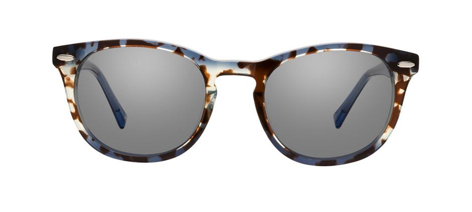 product image of Derek Cardigan Cutaway-48 Blue Tortoise