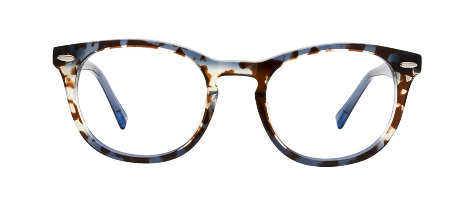 product image of Derek Cardigan Cutaway-48 Blue Tortoise