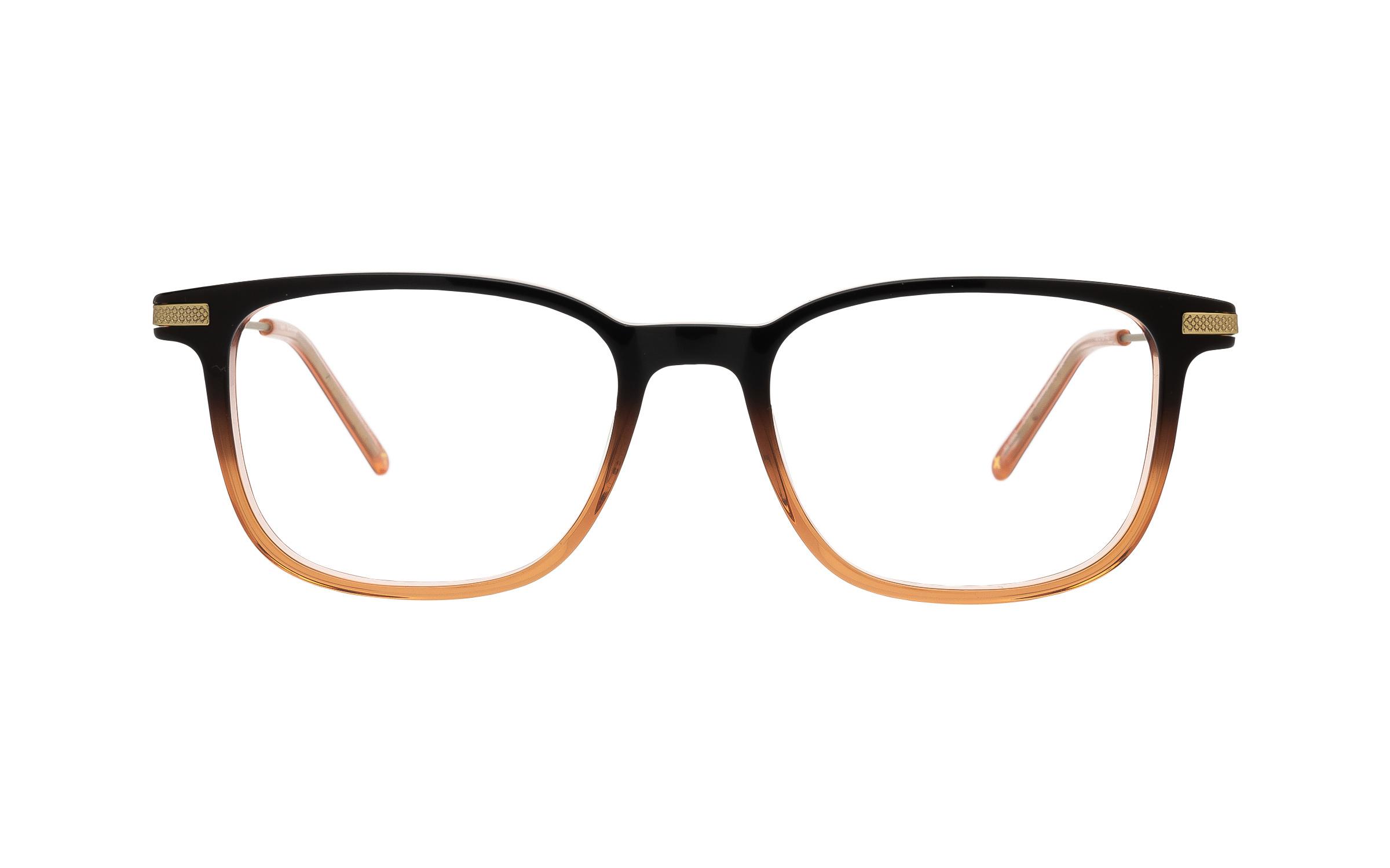 coastal.com - Derek Cardigan Dione (52) Eyeglasses and Frame in Ombre Brown | Acetate/Metal – Online Coastal 55.00 USD