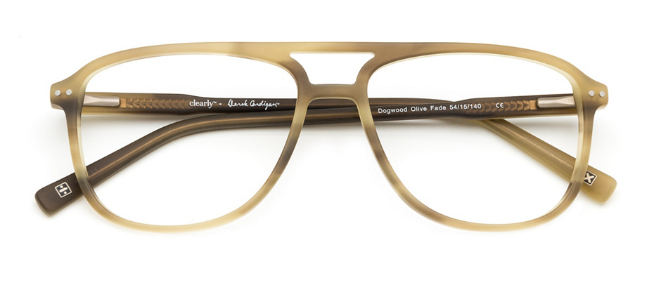 product image of Derek Cardigan Dogwood-54 Olive Fade