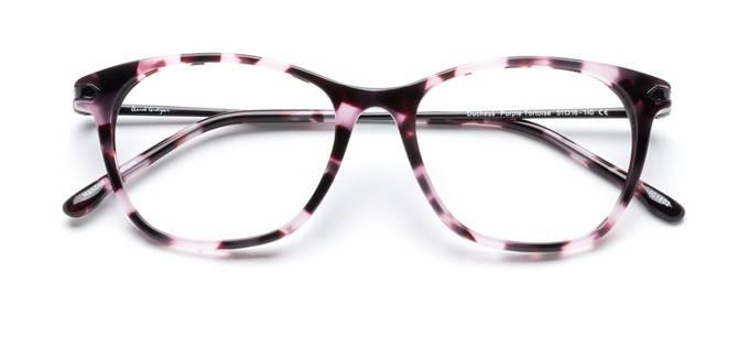product image of Derek Cardigan Duchess-51 Purple Tortoise